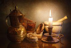 """Candle Light"" by Antonio Diaz"
