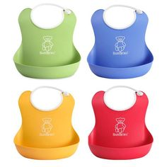 e28e07a7bb1 BABYBJORN® Soft Bib Once your baby starts eating solid food
