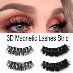 Thick Good 4pcs/Pair Magnetic Mink Eyelashes #handmade #instadaily #summer #ootd #luxury #styleblogger #outfitgoals #shop #realoutfitgram #outfitinspiration #personalstyle #outfit #model #fashionblogger #jewelry #beautiful #fashiongoals #boutique #widn #shopping