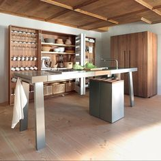 bulthaup b2, taller de cocina