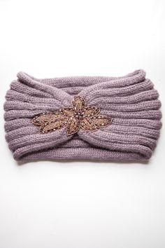 Sequin Purple Headband