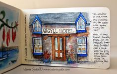 Iona hotel - visual blessings