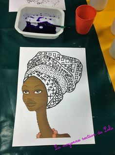 49 Super Ideas african children school for kids Art Quotes Funny, Art Memes, Funny Art, African Children, Art Children, Collages, Afrique Art, Easy Canvas Art, African Crafts