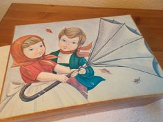 Lovely Chadwick-Miller Music / Jewelry Box by AngelFavorites on Etsy