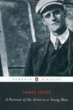 Brand: Merchant Books/James Joyce - A Portrait of the Artist as a Young Man (Penguin Classics) James Joyce, Great Novels, Great Books, Books To Read, My Books, Better Books, Ap Literature, Modern Library, Penguin Classics
