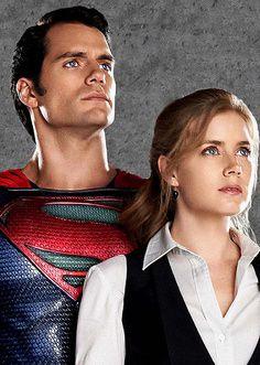 Superman & Lois Lane