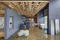 Interior Environments New Headquarters | Architect Magazine | SmithGroupJJR, Novi, MI, Office, Adaptive Reuse, 2015 Detroit Honor Awards, AIA Detroit Honor Award - Interiors 2015, Architects, Interior Design