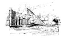 006 #Perspectives #Architecture https://www.behance.net/gallery/25474791/-Perspectivas-001