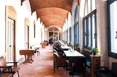 Restaurant Les Téléphones de l'Hôtel Fourvière à Lyon