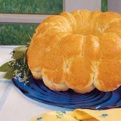 Buttery Bubble Bread Recipe