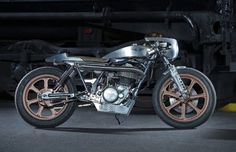 ExesoR Machine. Via the Bike Shed.