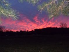 Sun Rise on the Farm! What A Beautiful World, Morning Sky, Beautiful Sunrise, Yard, Sunrises, Nature, Photography, Outdoor, Live