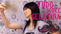 COMO HIDRATAR GELATINA | O Bigode na Cozinha 06 #ICKFD