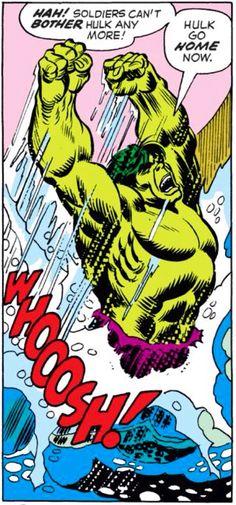 Hulk go home now...