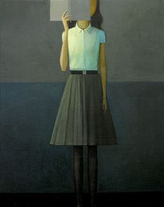 Contemporary Art Paintings by Liu Ye