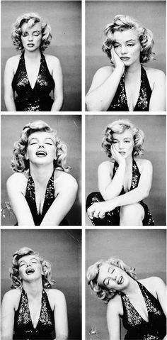 Marilyn Monroe 1957. these shots were taken when she wasnt performing in order to reveal what lies behind the performance