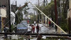 Hurricane Odile slammed into the Mexican peninsula Sunday night, leaving a trail of destruction. Here are photos of the aftermath.