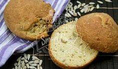 Die Butterbrötchen sind eine tolle Low Carb Brötchen-Variante, die schnell gebacken sind und herrlich duften
