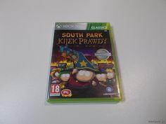 """South Park Kijek Prawdy - GRA Xbox 360 - Sklep """"ALFA"""" Opole 392 - AlleOpole.pl (Opole)"""