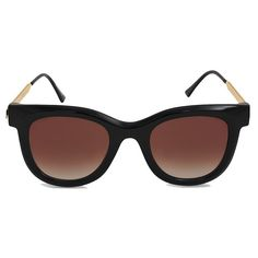 Thierry Lasry Nudity 101 (725 AUD) ❤ liked on Polyvore featuring accessories, eyewear, sunglasses, women, thierry lasry, thierry lasry sunglasses, lens glasses, thierry lasry glasses and thierry lasry eyewear