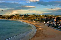 PLAYA DE SUANCES -#Cantabria #Spain