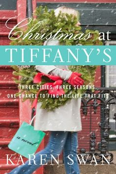 Krazy Book Lady: Christmas at Tiffany's by Karen Swan - Review