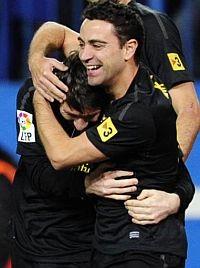 """""""¿Robamos también los coches?"""", bromearon jugadores del Barcelona tras la polémica victoria ante el Atlético de Madrid."""