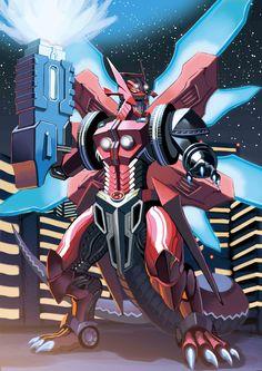 Kamen Rider Drive Type Tridoron