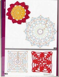 Revistas de manualidades Gratis: Revista gratis de crochet