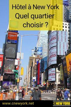 Difficile de choisir dans quel quartier de New York séjourner quand on n'est jamais allé à New Yo Hotel A New York, New York City, Yogyakarta, Alberta Canada, Blog New York, Voyage New York, York Pa, Toronto Canada, Death Valley