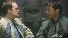 Rodney McKay/John Sheppard Friendship Thread