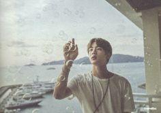 Jin- BTS SUMMER PACKAGE 2015