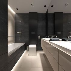 Projekt łazienki w Nowym Sączu.