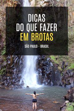 Dicas do que fazer em Brotas, interior de São Paulo. Short Trip, Rafting, Trekking, Brazil, Places To Visit, Yoga, Explore, Vacation, Movie Posters