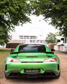 2016 AMG GT R