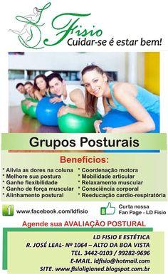 Grupos posturais