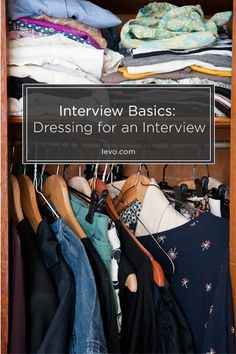 What to wear to your next interview! As I coach interviewee/applicants, I may need to share this after this past week. Professional Dresses, Professional Look, Interview Dress, Interview Advice, Career Advice, Job Help, Interview Preparation, Work Attire, Office Attire