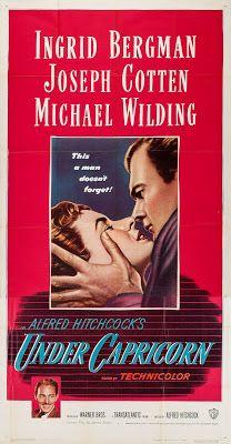 El señor de los bloguiños: Atormentada (1949) de Alfred Hitchcock