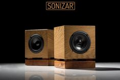 Altavoces Hechos a mano Poligon - Handmade fullrange loudspeakers Poligon. Open Baffle Speakers, Wooden Speakers, High End Speakers, Music Speakers, Diy Speakers, Sound Speaker, Bluetooth Speakers, Audio Design, Speaker Design