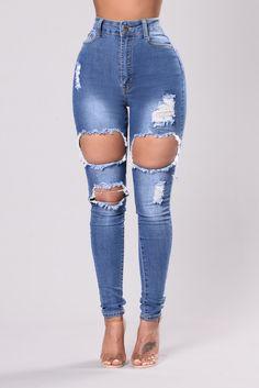 jeans woman high waist ripped skinny sexy denim pans Cotton stretch Narrow feet boyfriend jeans for women – fashion nova jeans high waist Outfit Jeans, Superenge Jeans, Mode Jeans, High Jeans, High Waist Jeans, Sexy Jeans, Super Skinny Ripped Jeans, Ripped Jeggings, Best Jeans For Women