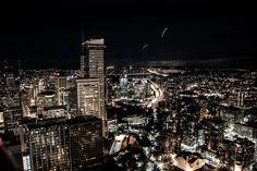 ITAP of Seattle at night http://ift.tt/2mMC1oa