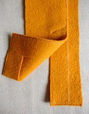 Как шить лоден с необработанными срезами