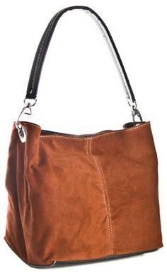Big Handbag Shop Womens Mini Single Strap Suede Hobo Bag