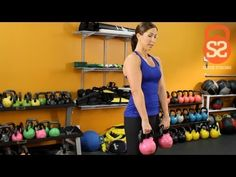 Kettlebell Butt Lift Workout
