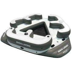 Sea-Doo 6 Person Inflatable Aqua Lounge with MP3 System by Sea-Doo, http://www.amazon.com/dp/B003E21FCS/ref=cm_sw_r_pi_dp_181Hpb1XXPDWY