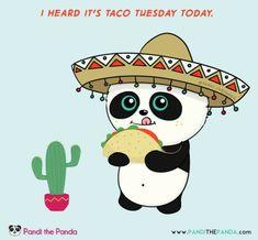 Ich habe gehört es ist Taco Dienstag heute ❤ I heard it's ,  Taco Tuesday today  --                      pinterest.com.mx