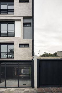 Giordano Bruno 35 Manifesto Arquitetura - Photo: Marcelo Donadussi #architecture #residential #contemporary #building #PortoAlegre #Brasil