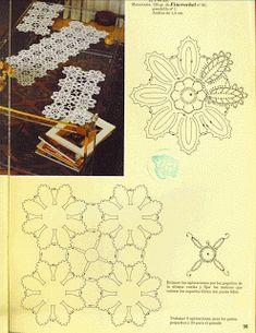 Салфетки-Muestras-y-Motivos-ganchillo-№8 --15-схема