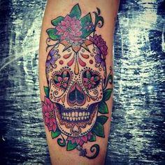 Tatuagem caveira mexicana                                                                                                                                                                                 Mais