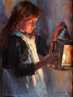 The Lantern - Stanhope Alexander Forbes